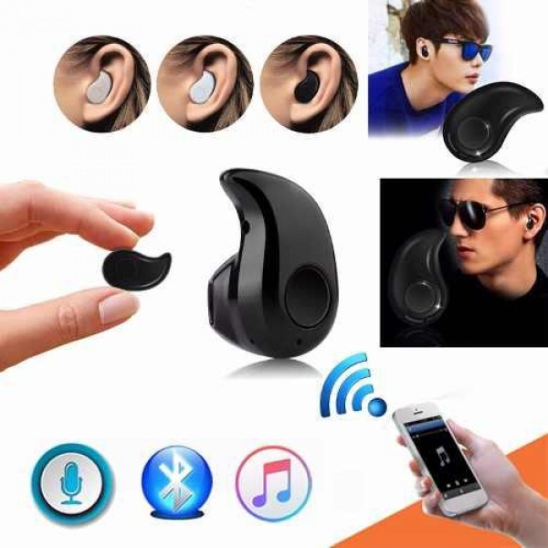 Mini Wireless Bluetooth In-Ear Headset