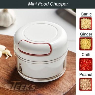 MINI FAST FOOD CHOPPER