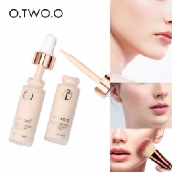 O.TWO.O Full Coverage Drop Foundation