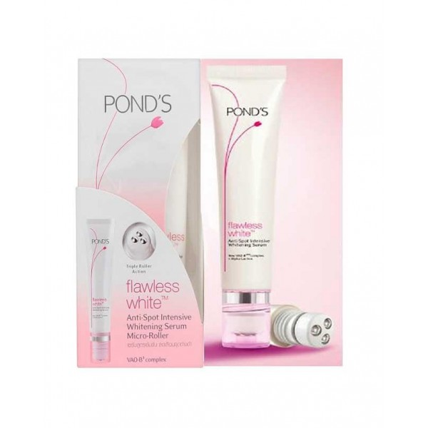 Ponds Flawless White Anti Spot Serum with Micro Roller
