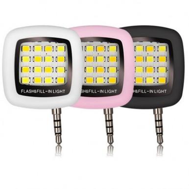LED Portable Selfie Flash Light