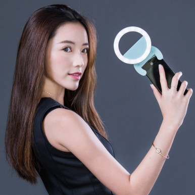 Selfie Ring Light and TF-3110 Tripod Stand