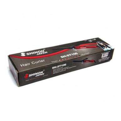 Shinon Hair Curler Maroon and Black (SH-ST106)