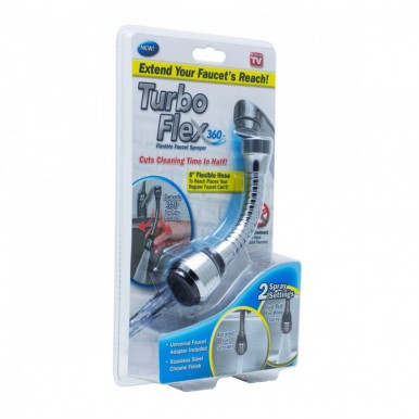 Turbo Flex 360 Degrees Flexible Shower