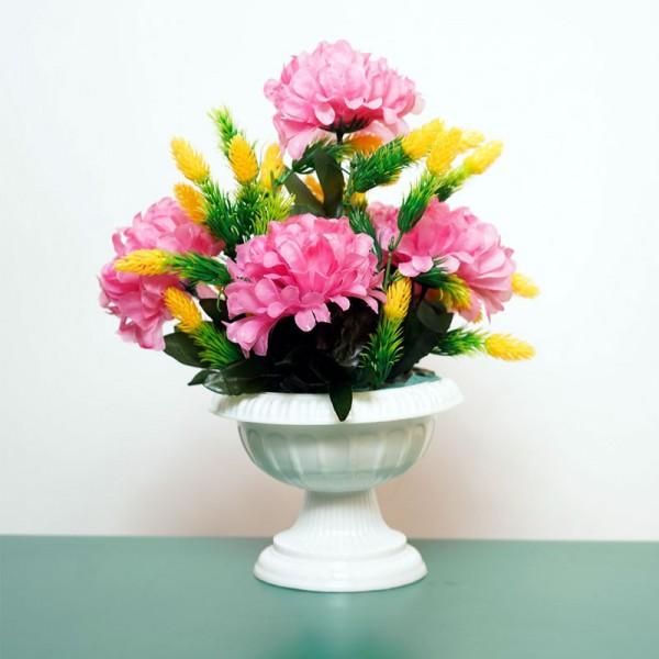 Simulation small bonsai plastic fake flower pots