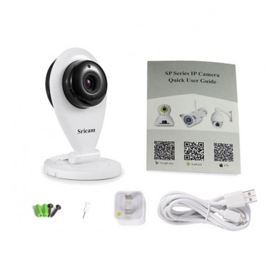Sricam IP Camera Wi-Fi Wireless Camera Infrared CCTV Camera