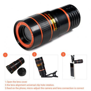 Super Deal Buy Bluetooth and Get telescope Free