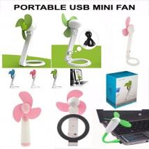 PORTABLE FOLDABLE MINI USB FAN
