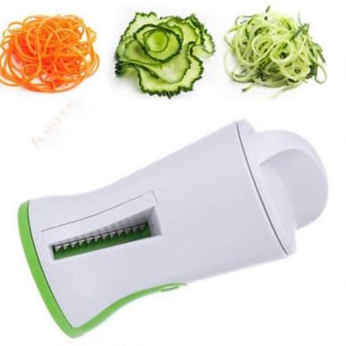 SPIRAL SLICER FOR VEGETABLE and FRUITS