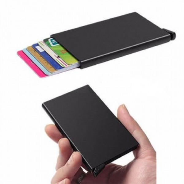 Metal Case Card Holder