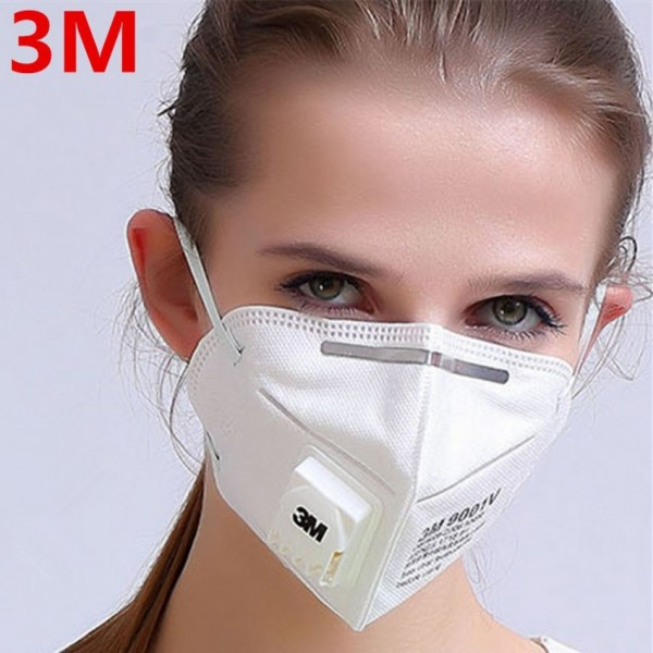 Covid protection N95 3m with filter