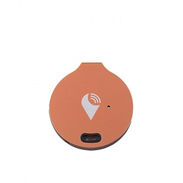 TrackR Bravo Rose Gold - Track Your Valueables