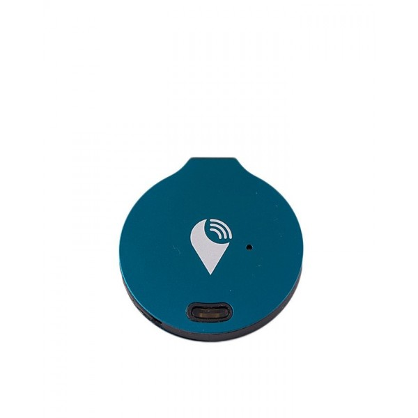 TrackR Bravo Blue - Live in Peace with Tracker