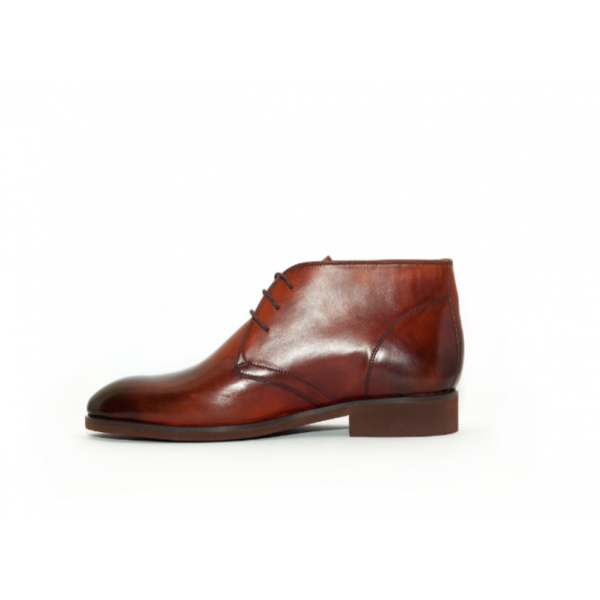 Mens Formal Shoes by Baldon Shoes - Aldrich - Brown