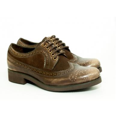 Mens Casual Shoes by Baldon Shoes - Blake - Brown