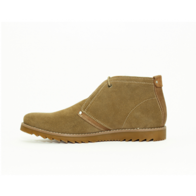 Mens Casual Shoes by Baldon Shoes - Brad - Brown