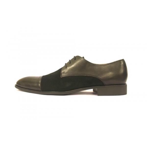 Mens Formal Shoes by Baldon Shoes - Jeff - Black