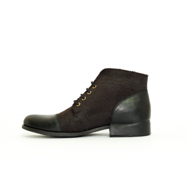 Mens Formal Shoes by Baldon Shoes - Luke - Black