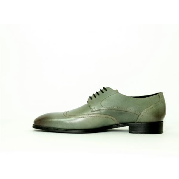 Mens Formal Shoes by Baldon Shoes - Randy - Grey
