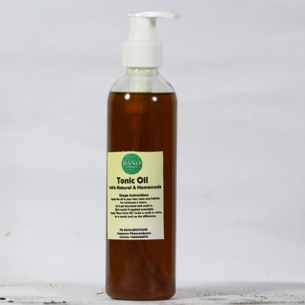 BANO Tonic Hair Oil for Hair Growth