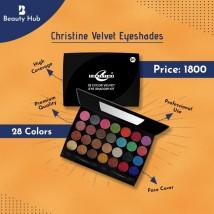 Christine Velvet EyeShades