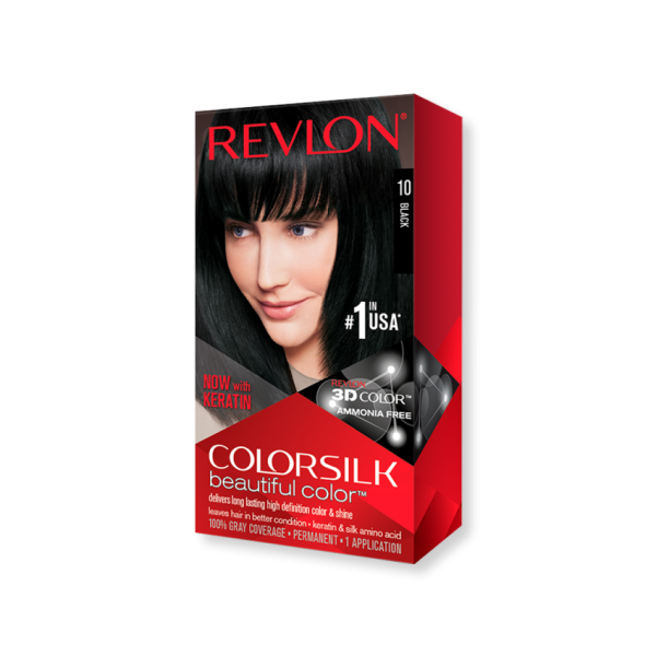 Revlon Color Silk Number 10