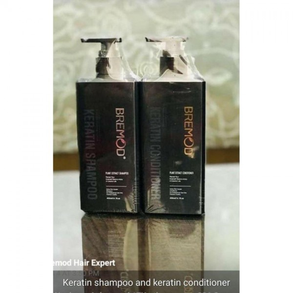 Bremod Keratin Treatment