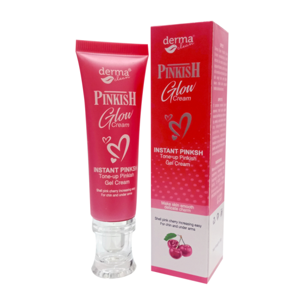 Derma Clean Pinkish Glow Cream for private body parts – 30grm