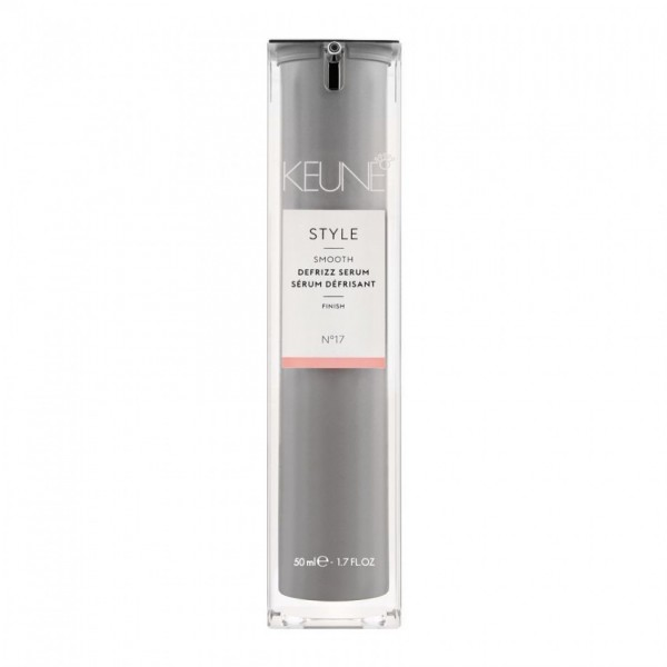 Keune Style Smooth Defrizz Serum Finish N-17 30ml