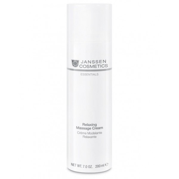 Janssen Relaxing Massage Cream 200ml