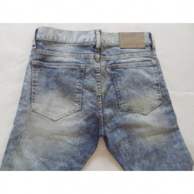 Beeburg Denim Jeans Heavy Stone Wash Color