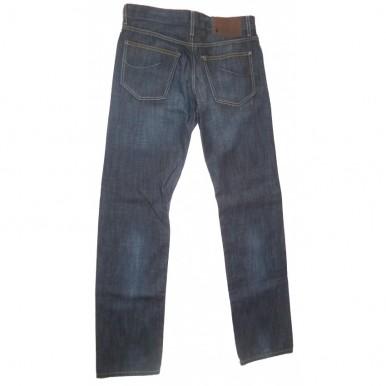 Beeburg Denim Jeans for Men Dark Blue Stone Wash Color