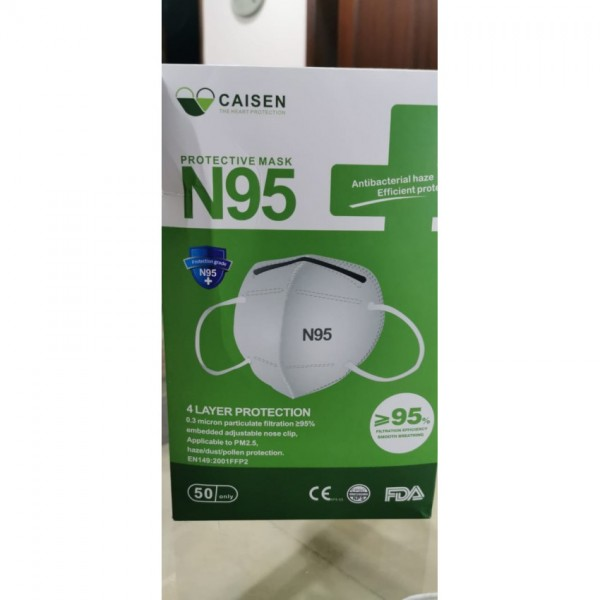 N95 Protective 4 Layer Protection covid Mask