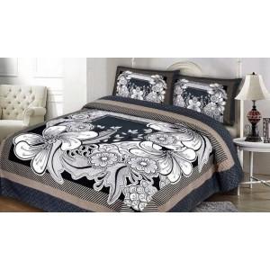 Multicolor Cotton vintage bedding Bed sheet FB-1148