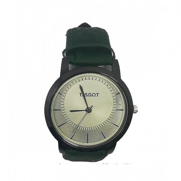 Get Online Analog Watch For Men Green (0035)