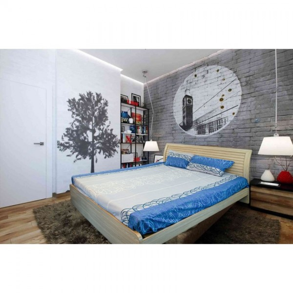 Spiral Design Elegant Bedsheet