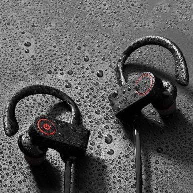 K8 Wireless Bluetooth Earphones Headphones Sport Sweatproof headset