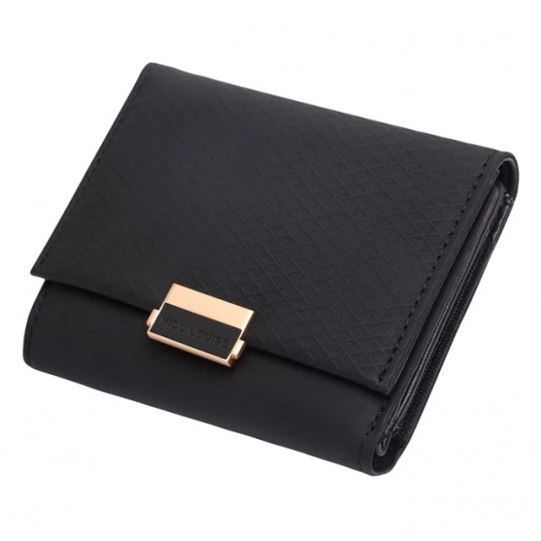 Nico Louise Luxury Female Leather Wallet Leather Purse