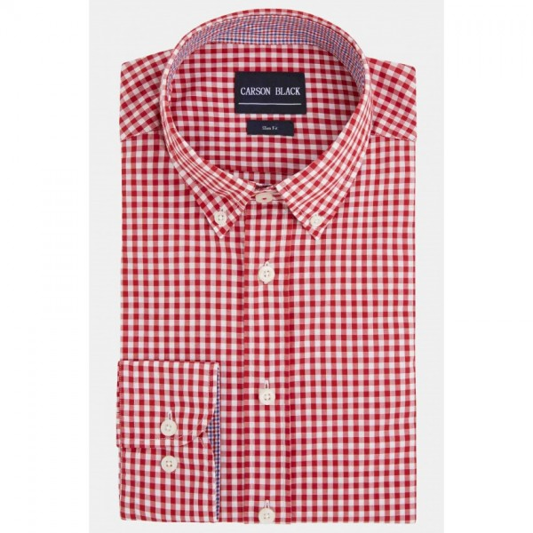 Bright Gingham Shirt For Him A5