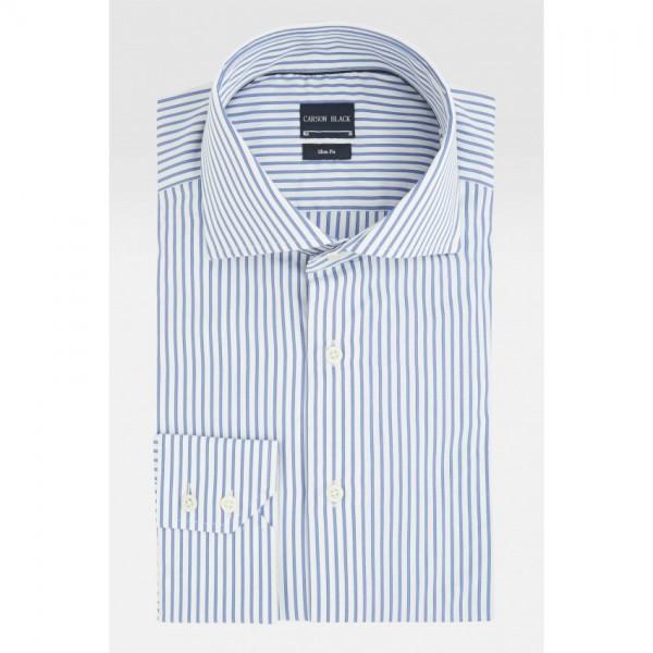 Edge Wide Stripe Shirt For Him A10
