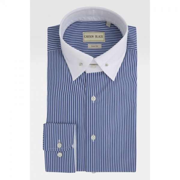 Mayfair Bar Stripes Dress Shirt for Men