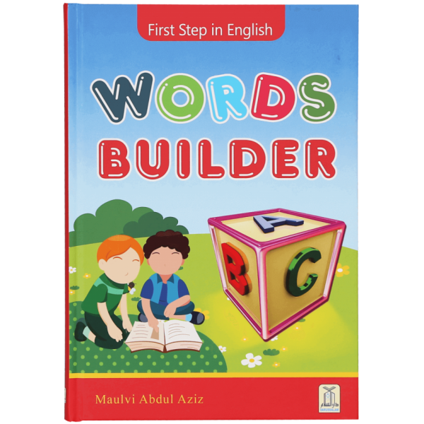 Words Builder - A book for Kids Learning