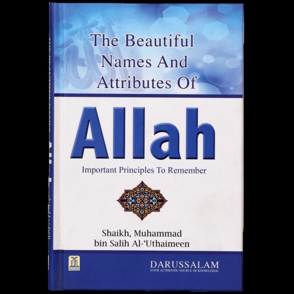 The Beautiful Names & Attributes of Allah