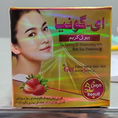 E Gonia Beauty Cream