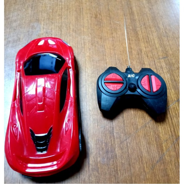 Remote Control Street Racer Toy Sports Car For Kids Color 4 Channel