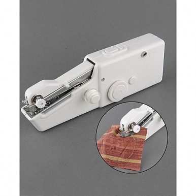 The Handheld Sewing Machine!