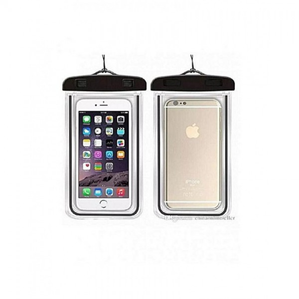 Water Proof Pouch For Mobiles - save mobiles from rain and water