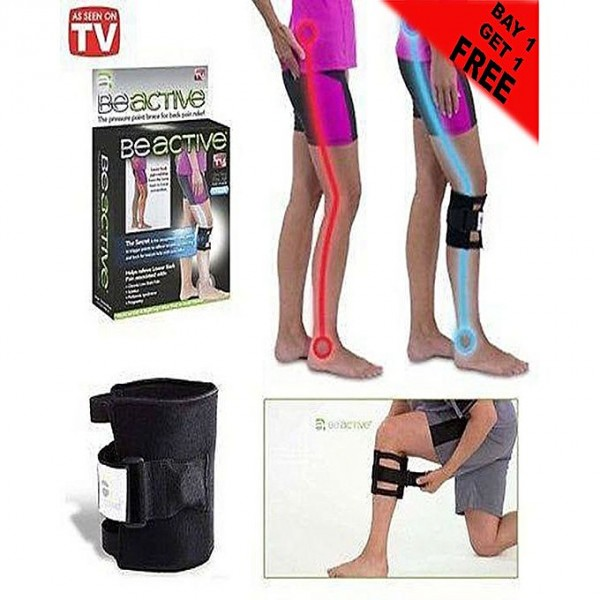 BeActive Knee Brace - Buy 1 Get 1 Free