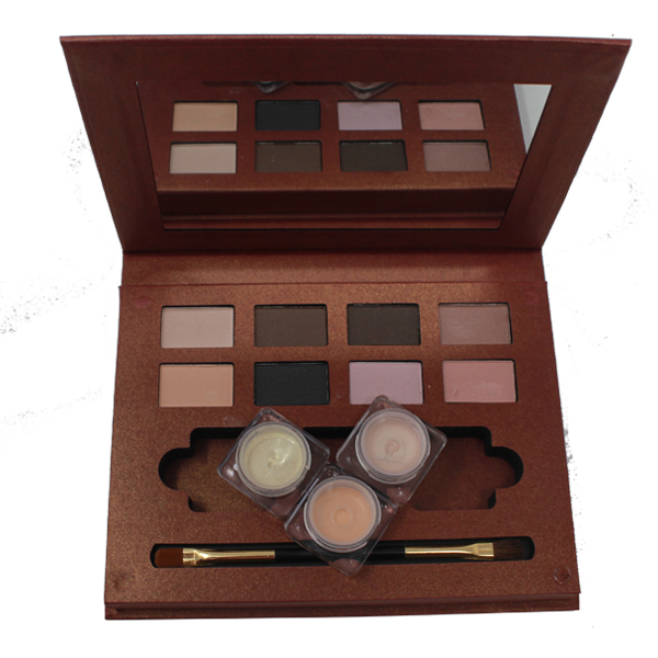 City Color All Eyes On You - Original Eye Makeup Pallete