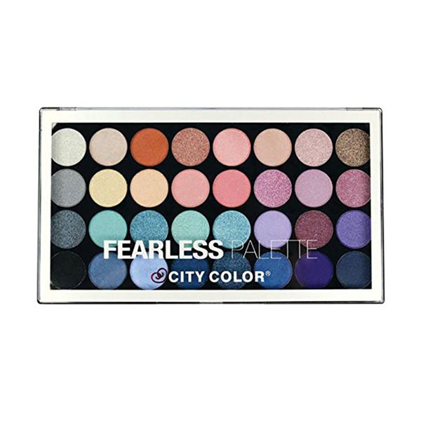City Color 24 color eyeshadow palette - Original Cosmetics